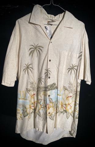 Hawaii shirt #64 SIZE XL