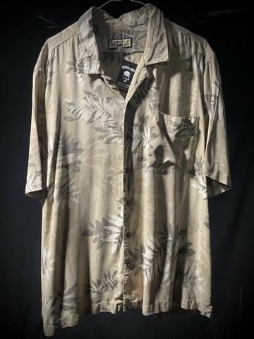 Hawaii shirt #76 SIZE XL