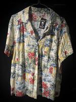 Hawaii shirt #84 SIZE XL