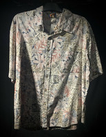 Hawaii shirt #99 SIZE XL