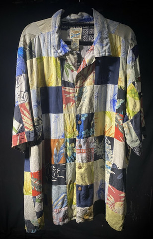Hawaii shirt #105 SIZE XL