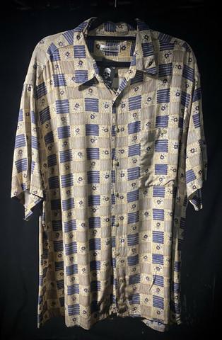 Hawaii shirt #108 SIZE XL