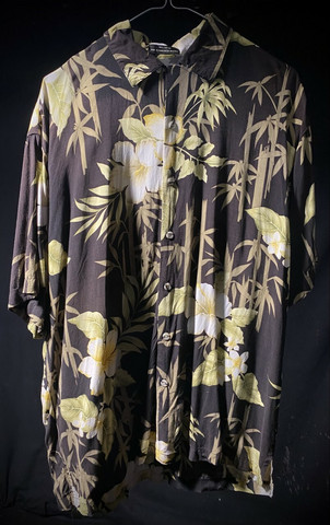 Hawaii shirt #116 SIZE L