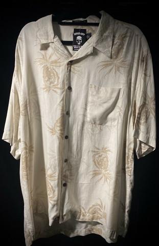 Hawaii shirt #118 SIZE S