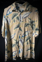 Hawaii shirt #120 SIZE S