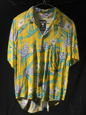 Hawaii shirt #121 SIZE S