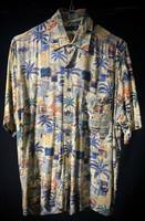Hawaii shirt #124 SIZE S