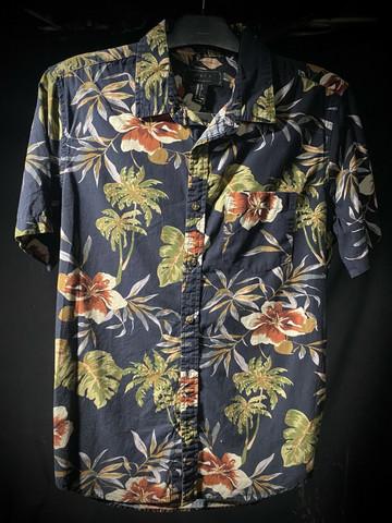 Hawaii shirt #125 SIZE S