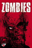 Zombies, An Accent UK Anthology (käytetty)