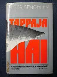 Peter Benchley : Tappajahai (used)