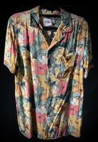 Hawaii shirt #132 SIZE M