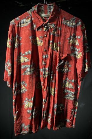 Hawaii shirt #133 SIZE M