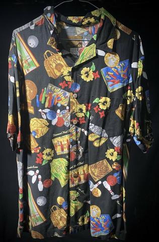 Hawaii shirt #139 SIZE M
