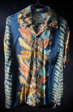 Hawaii shirt #146 SIZE M