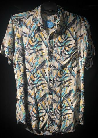 Hawaii shirt #152 SIZE M
