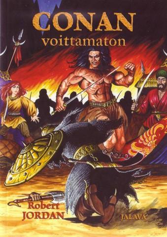 Robert Jordan - Conan voittamaton (used)