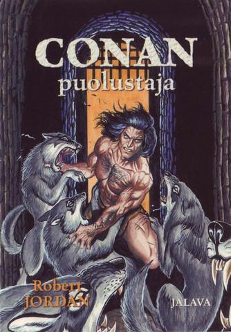 Robert Jordan - Conan puolustaja (käytetty)