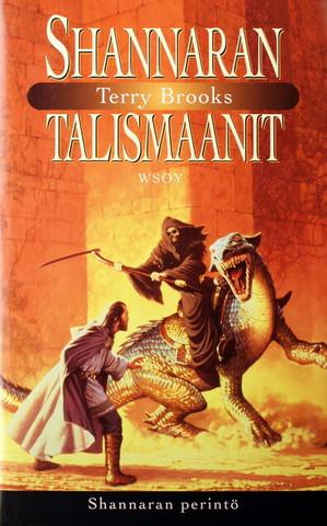 Terry Brooks - Shannaran talismaanit (used)