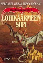 Margaret Weis, Tracy Hickman - Lohikäärmeen siipi (used)