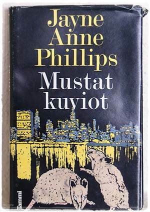 Jayne Anne Phillips - Mustat kuviot (used)