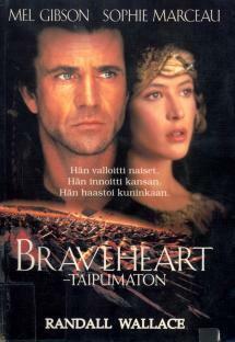 Wallace, Randall - Braveheart - taipumaton (used)
