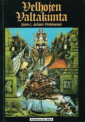 Juhani Hinkkanen - Velhojen valtakunta (used)