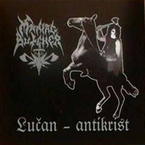 Maniac Butcher – Lučan - Antikrist (LP, new)