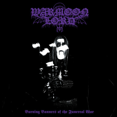 Warmoon Lord – Burning Banners Of The Funereal War (CD, new)