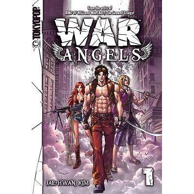 Jae-Hwan Kim : War Angels 1 (used)