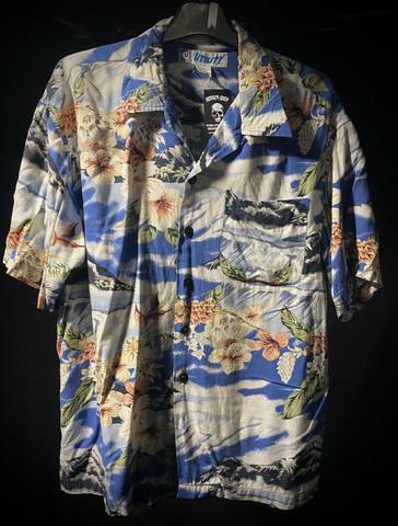 Hawaii shirt #158 SIZE M