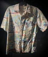 Hawaii shirt #159 SIZE M