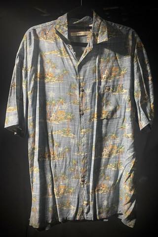 Hawaii shirt #162 SIZE M