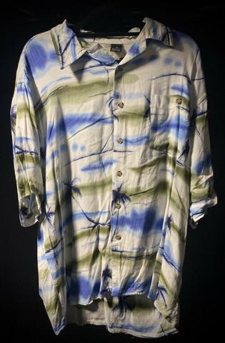 Hawaii shirt #164 SIZE M