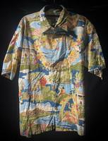 Hawaii shirt #166 SIZE M