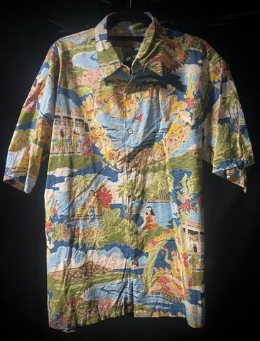 Hawaiji -paita #166 KOKO M