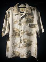 Hawaii shirt #167 SIZE M