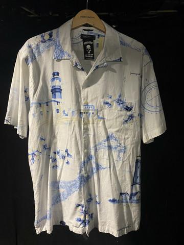 Hawaii shirt #169 SIZE M