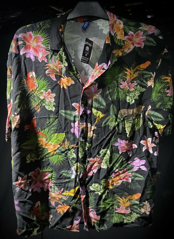 Hawaii shirt #172 SIZE M