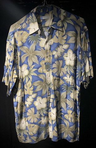 Hawaii shirt #175 SIZE M