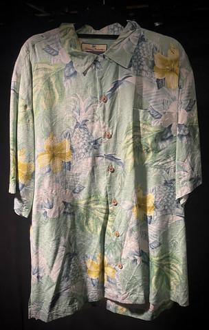 Hawaii shirt #181 SIZE M