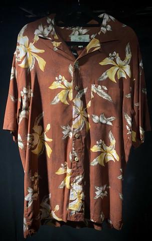 Hawaii shirt #182 SIZE M
