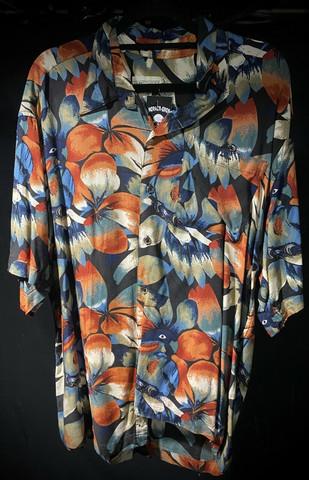 Hawaii shirt #184 SIZE M