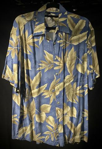 Hawaii shirt #186 SIZE M