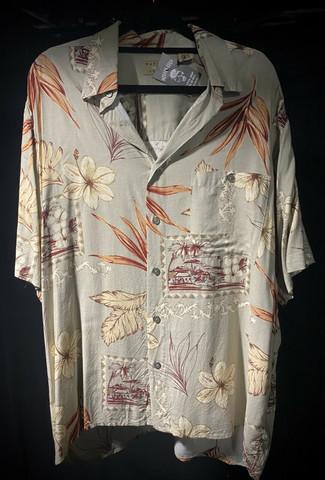 Hawaii shirt #191 SIZE M