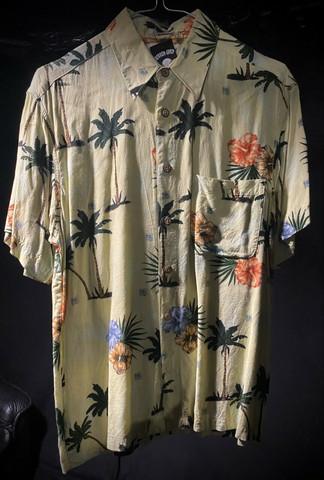 Hawaii shirt #194 SIZE M