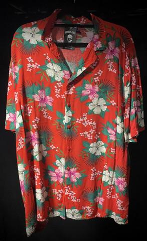 Hawaii shirt #195 SIZE M