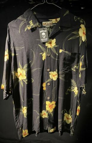 Hawaii shirt #197 SIZE M