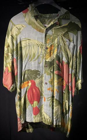 Hawaii shirt #198 SIZE M