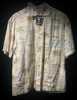 Hawaii shirt #199 SIZE M