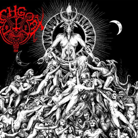 Archgoat  – The Luciferian Crown (CD, uusi)